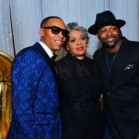 Atanta: Ronnie DeVoe's 50th Birthday Bash Brings Out R&B Vets (Photographs)