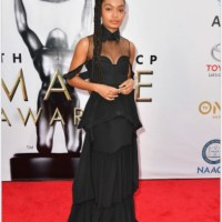 The Winners Of The 49th NAACP Image Awards (Red Carpet Photographs)