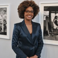 Dining With Miss Lil: LaToya Ruby Frazier's Artworks On Display At GBE In Harlem