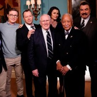 "Ex-Mayor David Dinkins On ""Blue Bloods"" Tomorrow Night On Blue Bloods On CBS"