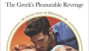 REVIEW: The Greek's Pleasurable Revenge by Andie Brock