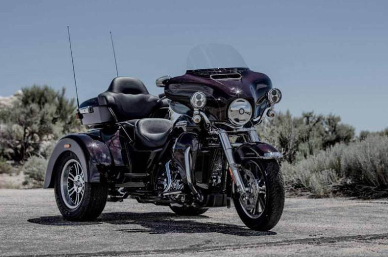 Trojkolka Harley-Davidson® TRI GLIDE® ULTRA