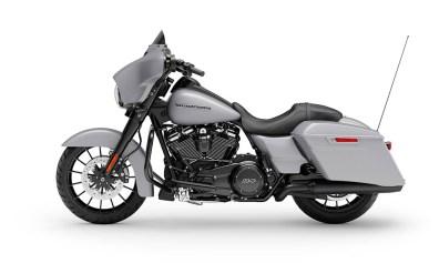 Motocykel Harley-Davidson touring Street Glide Special 114