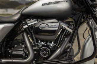 Motocykle Harley-Davidson Bratislava s motorom MILWAUKEE-EIGHT 114