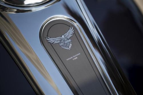Motocykel Harley-Davidson CVO Limited výročný 2018