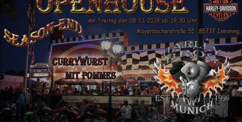 Har)ey Bros. OpenHouse Nov 19