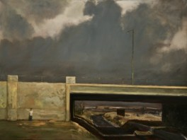 Manifold_Harley_The_View_2008_Oil_on_Linen_97x130