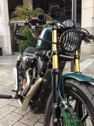 Gamble Gas Racer by Warrs Customs 02