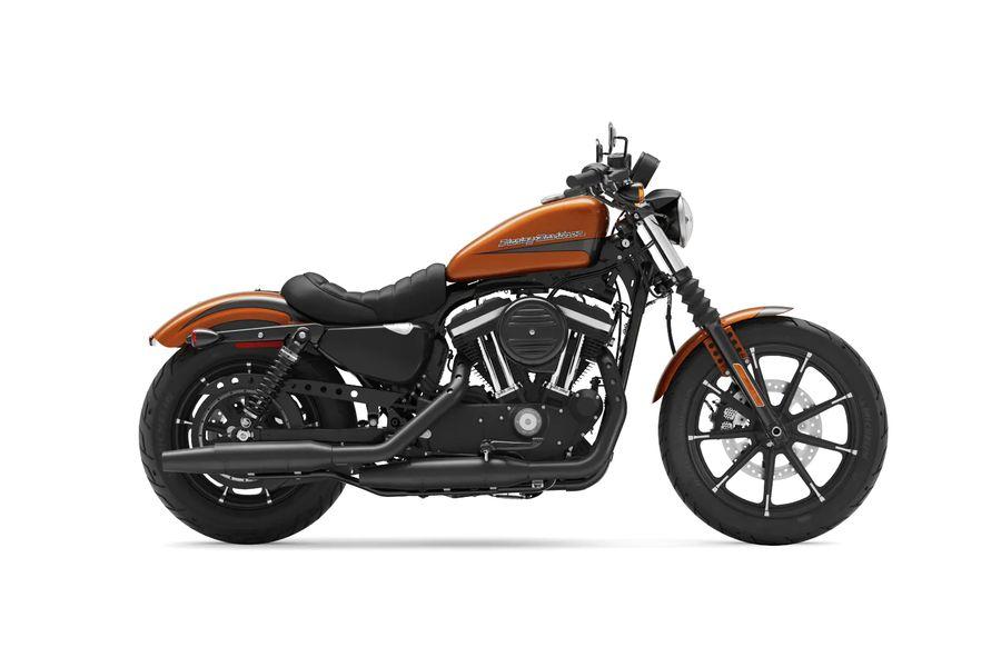 Harley-Davidson-VT-BIKE 2020-IRON883