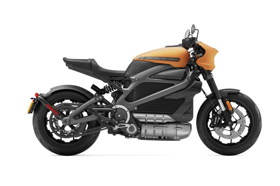 Live Wire-Modello 2020-Harley-Davidson Viterbo