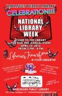 Poetry Night @ Harlingen Public Library - Auditorium