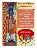 Hispanic Heritage Celebration @ Harlingen Public Library - Auditorium/Conference Room