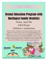 Afterschool Adventures: Dental Program @ Children's Auditorium