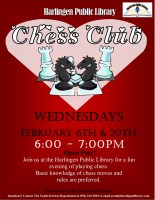 Chess Club @ Conference Room