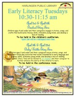 Preschool Story Time @ Children's Auditorium