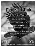 Teen Book Club @ Harlingen Public Library - Conference