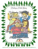Family Lego Day @ Harlingen Public Library - Library Auditorium