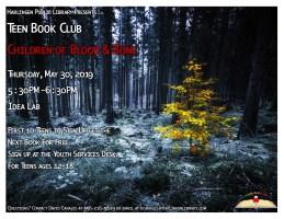 Teen Book Club @ Harlingen Public Library- Idea Lab