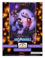 Movie Day Abominable @ Children's Auditorium