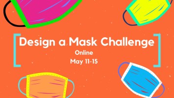 Design a Mask Challenge @ Your house!