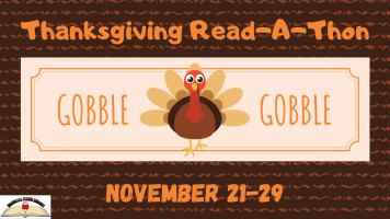 Thanksgiving Read-A-Thon! @ harlingenlibrary.beanstack.org
