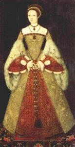 Portrait of Catherine Parr, 1545