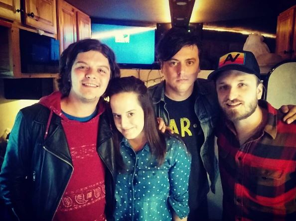 With The Wild Feathers- April 21 2016
