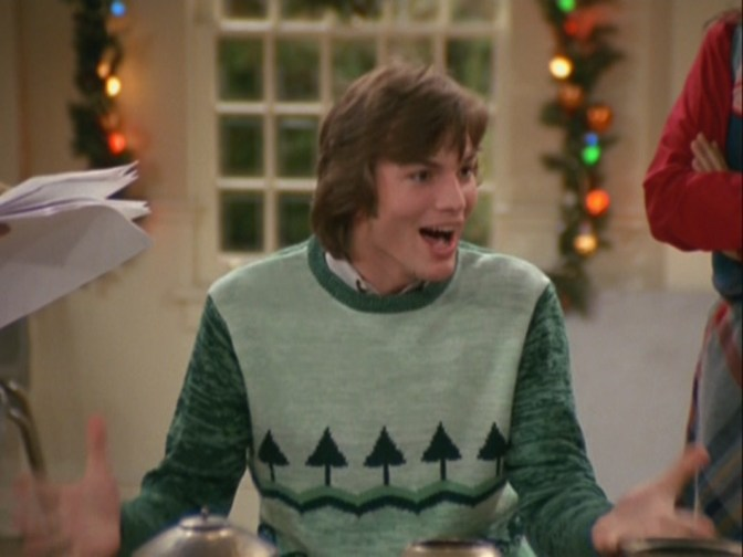 kelso ugly sweater