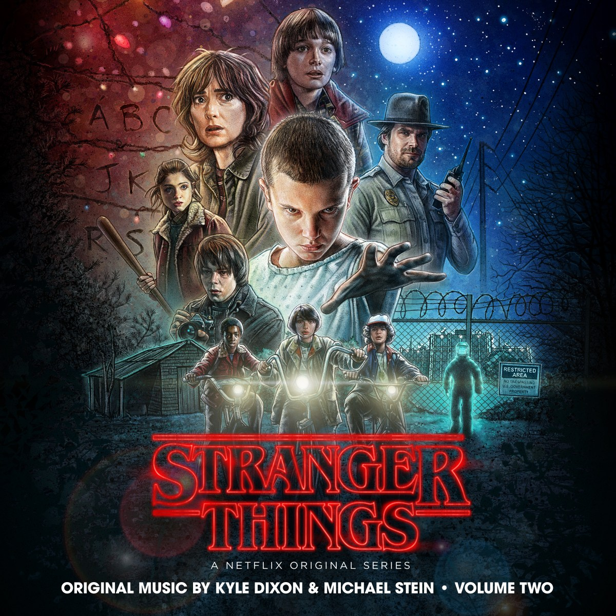 Netflix Shares 'Stranger Things: Volume 2 Score Release