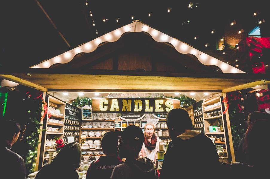 Toronto Christmas Market-November 2016