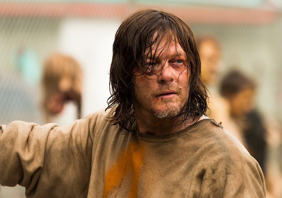 10 Of Norman Reedus' Fave Songs