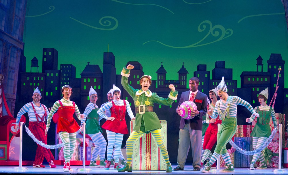 """ELF"" The Musical Is Coming To Toronto"