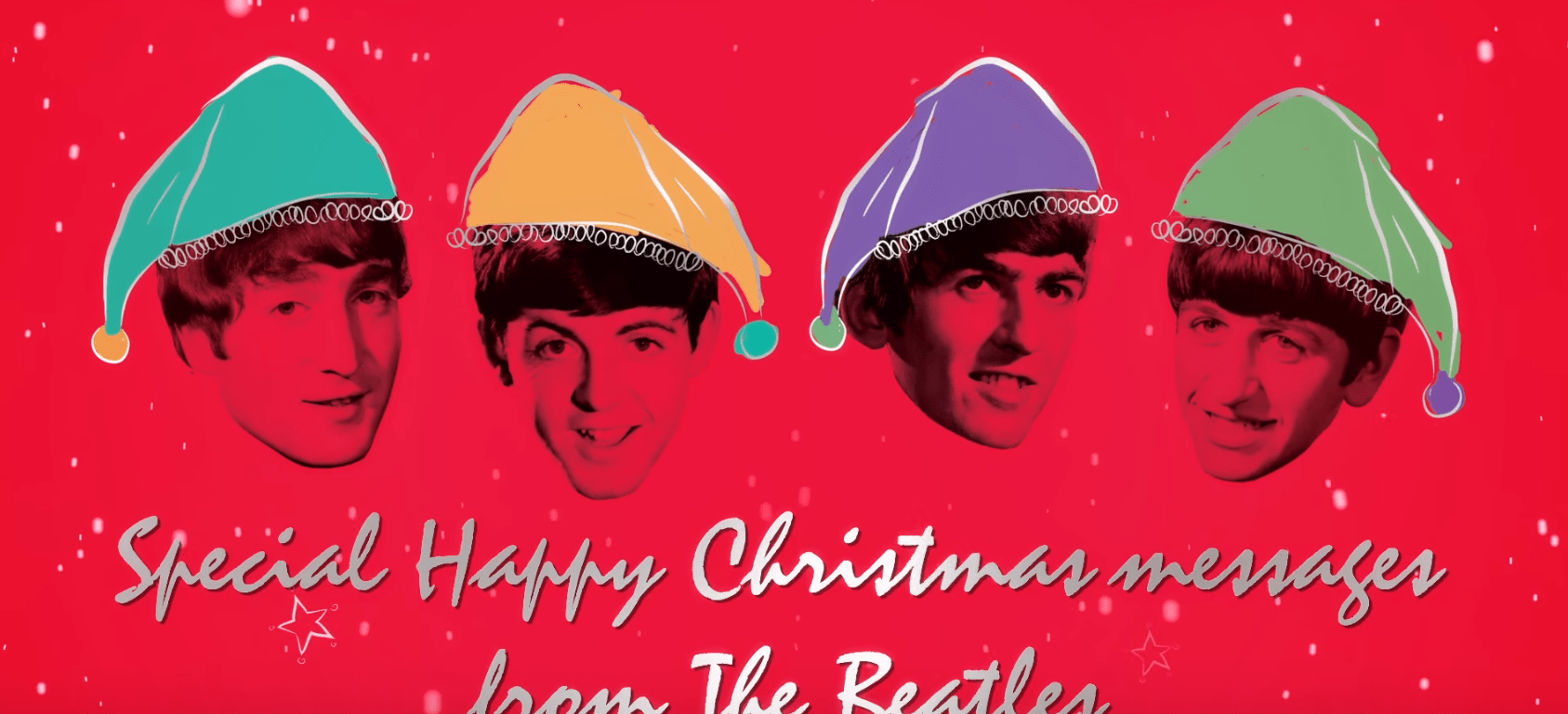 Ring In The Holidays With New Global Beatles Releases