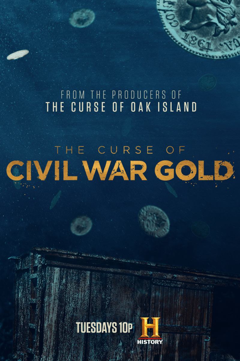 New Series: The Curse Of Civil War Gold