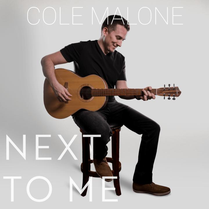 Cole Malone - Next To Me - Artwork