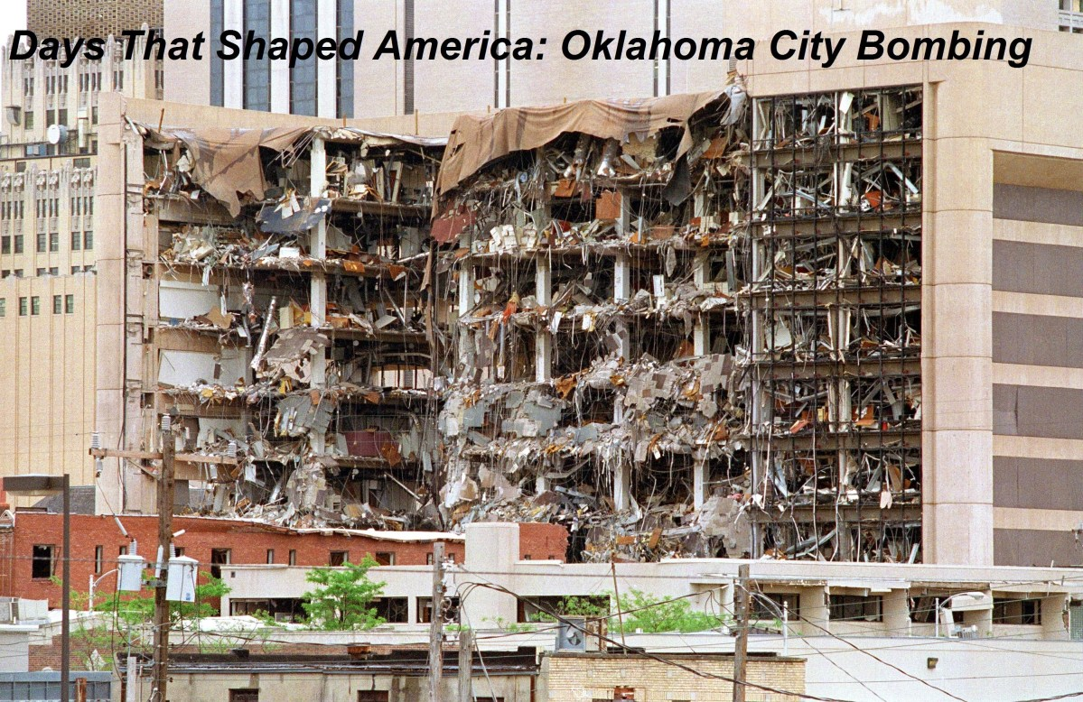 TV Special: Days That Shaped America: Oklahoma City Bombing