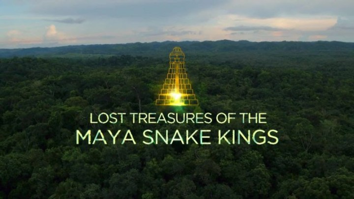lost treasures of may snake king