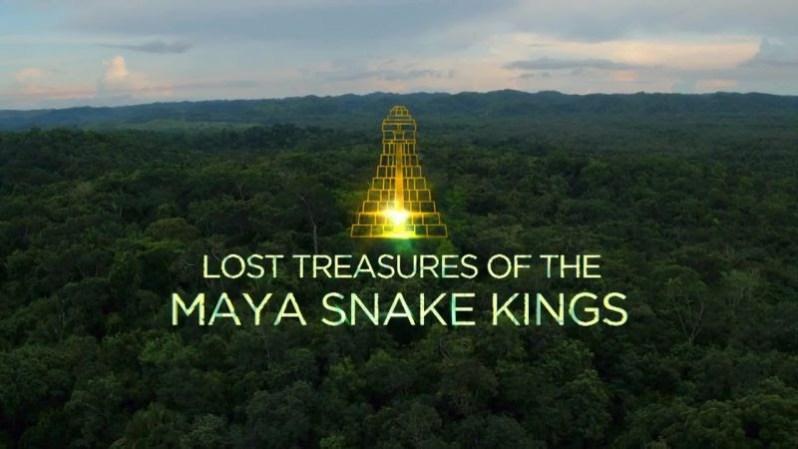 lost treasures of may snake king