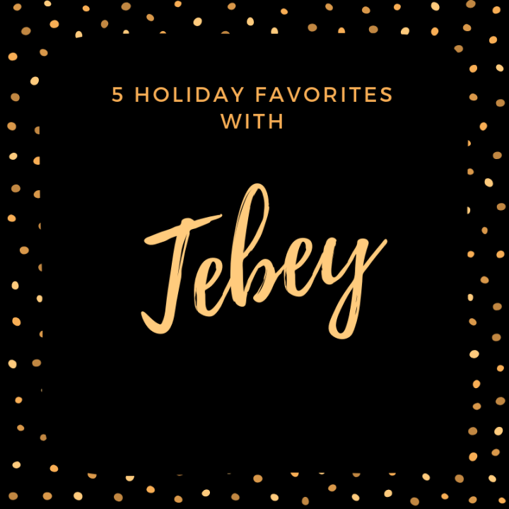 5 Holiday Favorites With(3)