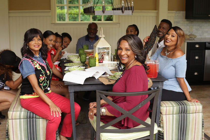 "Exclusive: An Interview With DeEtta West From UPtv's ""Chandler Christmas Getaway"" (2018)"