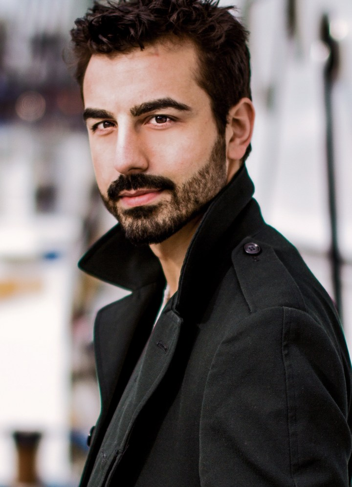 Michael Antonakos (2)