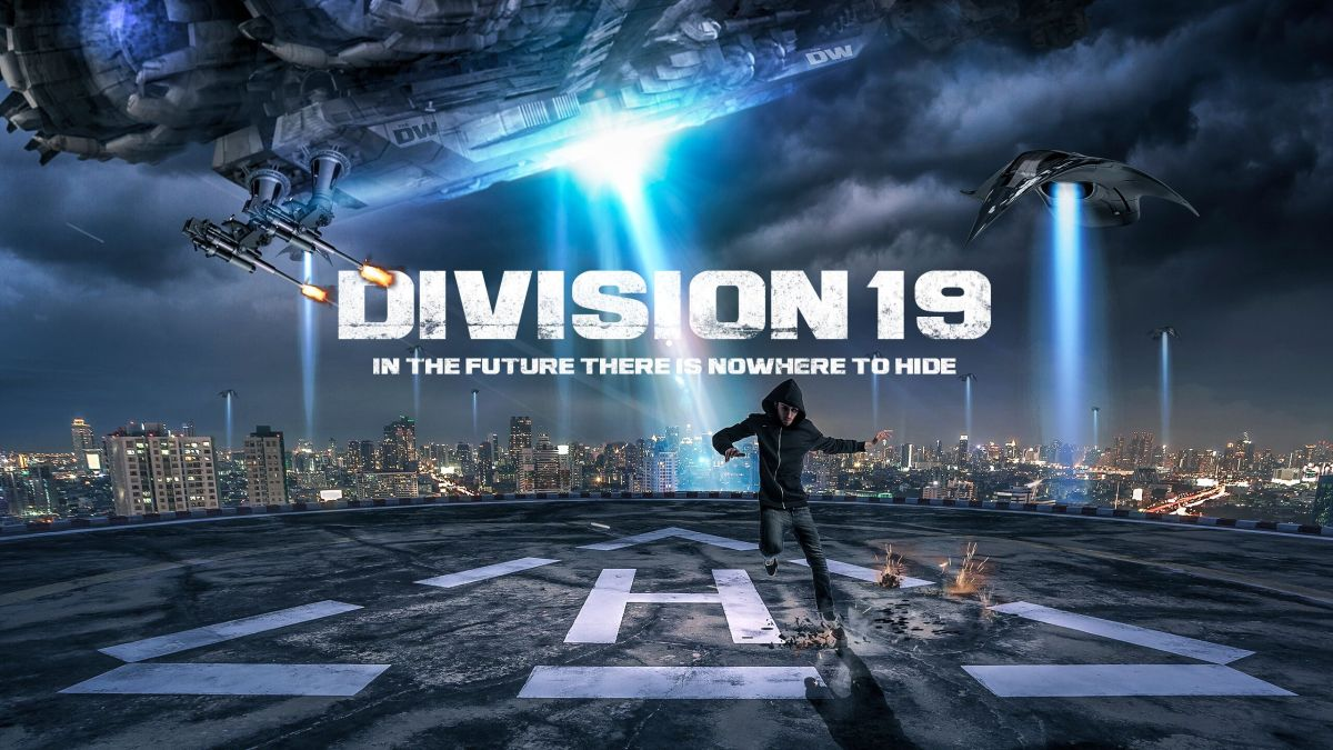 "Review: ""Division 19"" Starring Alison Doody"