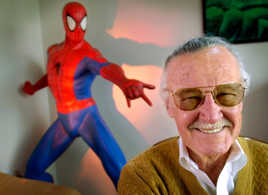 Stan Lee: 1922-2018