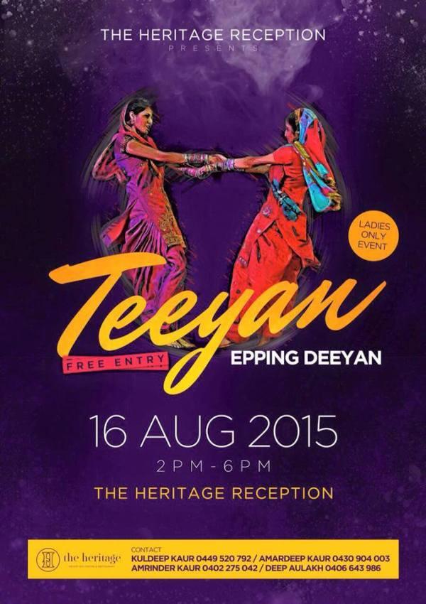 Teeyan Epping Diyan