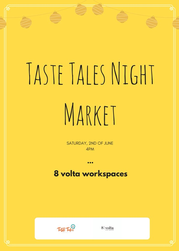 Taste Tales Night Market