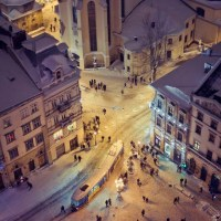 My 2016 Ukraine Adventure