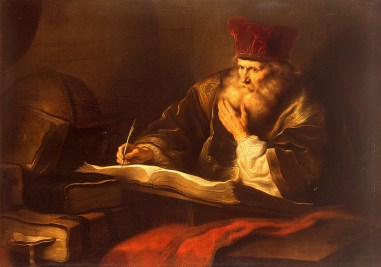 Koninck Salomon-XX-An Old Scholar-XX-1609-1656