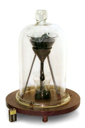 From the other pitch drop experiment, who failed up to now to deliver a video capture of the drop falling...
