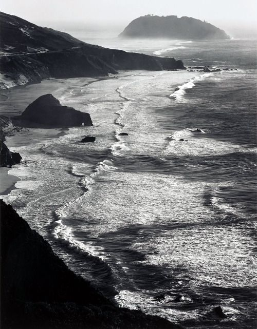 Point Sur, Monterey Coast
