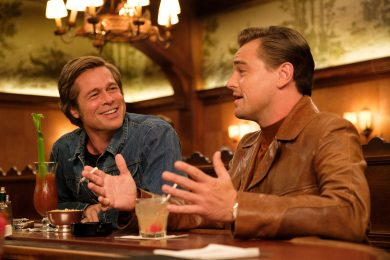 Once upon a time in Hollywood… [About Death]